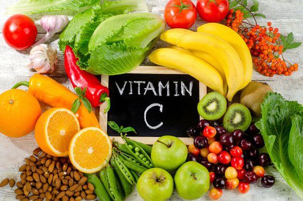 Vitamin-C-rich foods