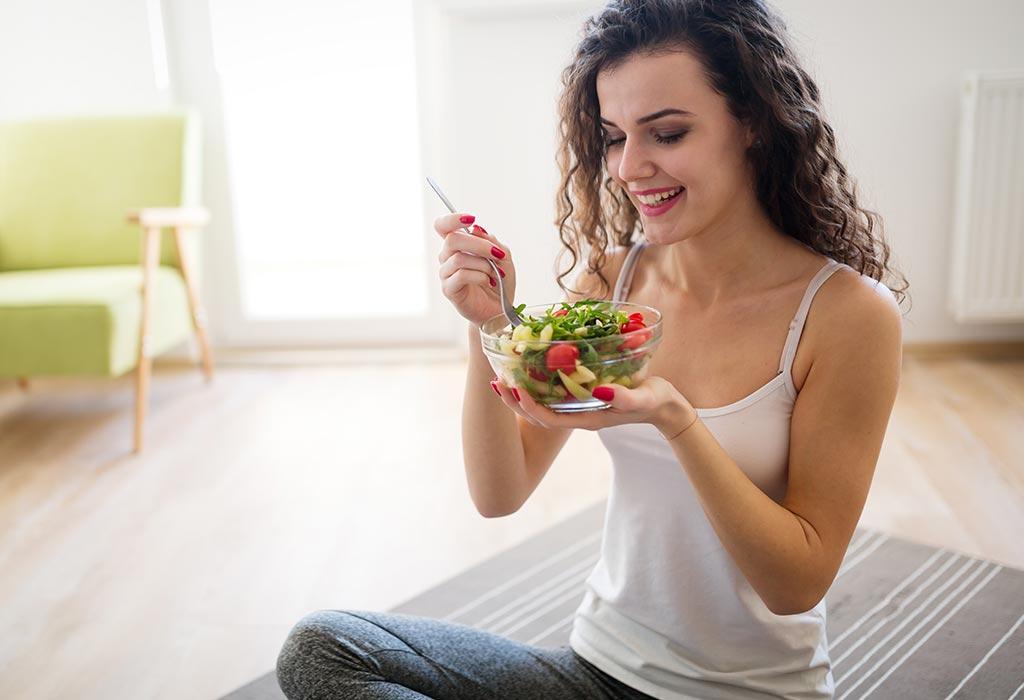3rd month of pregnancy diet