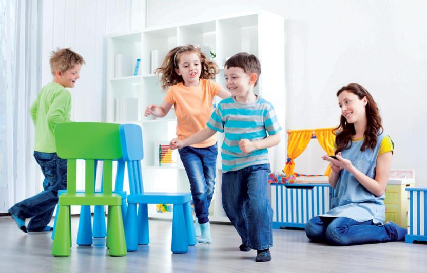 Indoor Games For Kids