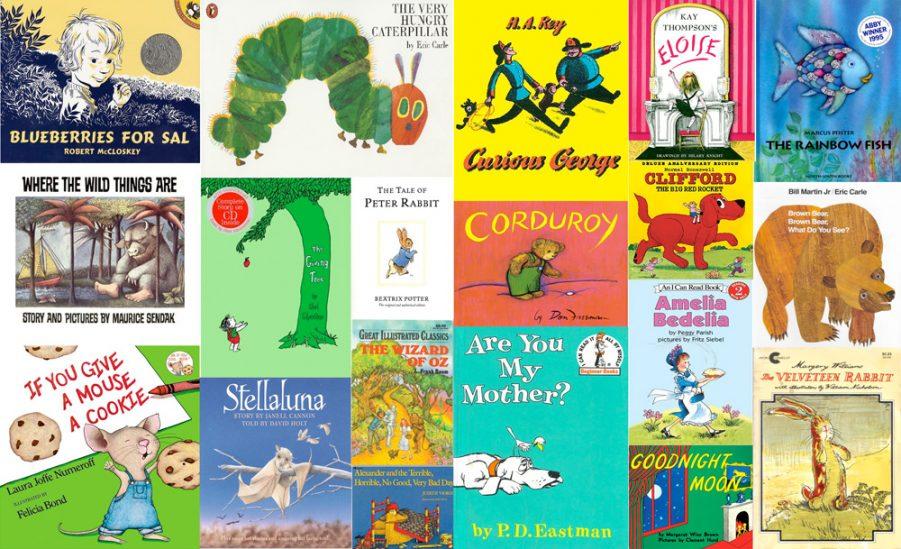 Interesting Books For Kids