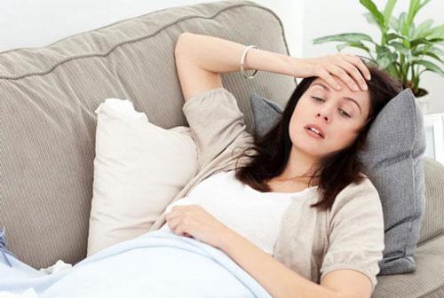 गर्भवती की शारीरिक कमजोरी