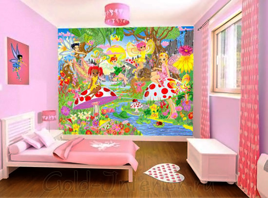 decorate kids room