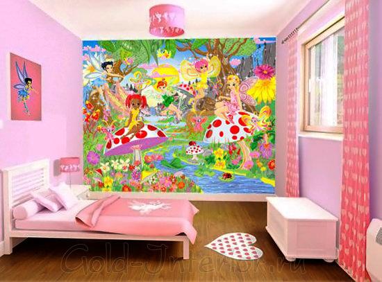 decorate kids room