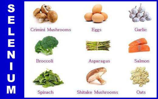 Selenium Foods