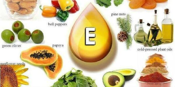 Vitamin-E-rich foods