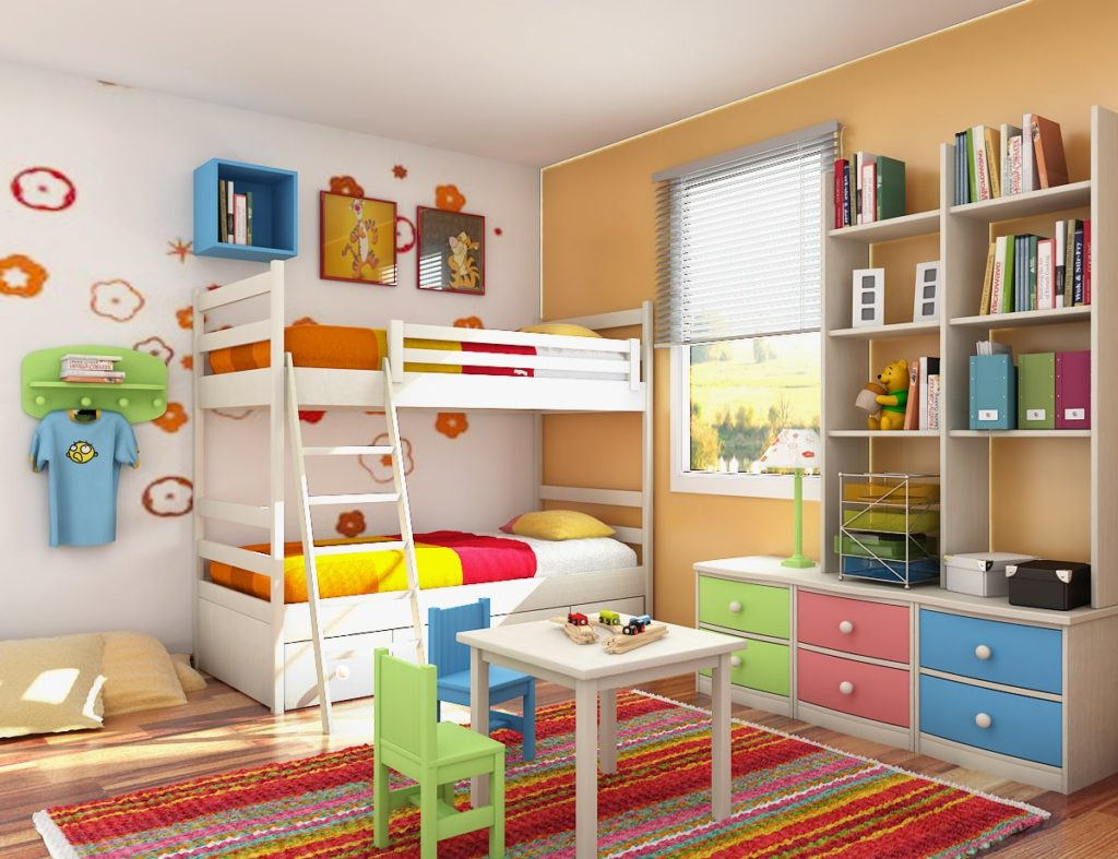 Designing Kids Room